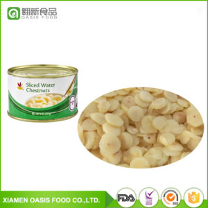 Canned Sliced Water Chestnuts
