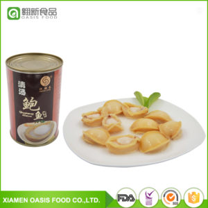 Canned Abalone