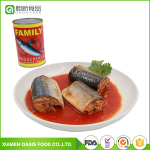Canned Mackerel in Tomato Sauce 11
