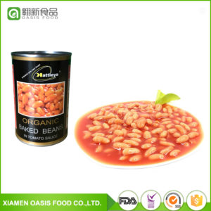 Canned Baked Beans in Tomato Sauce