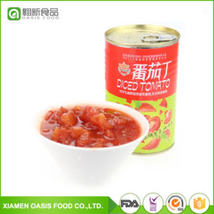 Canned Diced Tomato