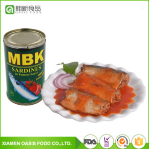 Canned Sardine in Tomato Sauce (1)