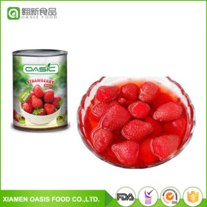 Canned Strawberry