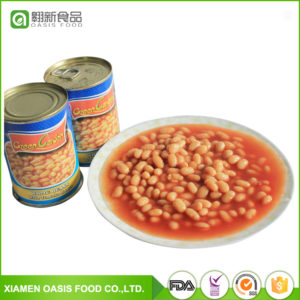 Canned White Beans With Tomato Sauce