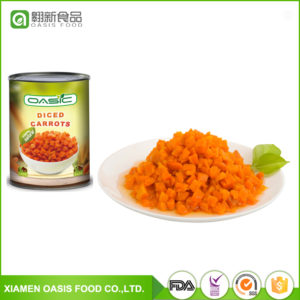 OASIC-CANNED DICED CARROT