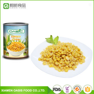 OASIC-CANNED SWEET CORN