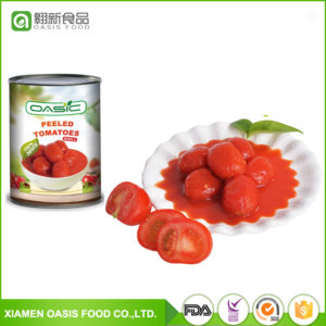 OASIC-PEELED TOMATOES WHOLE
