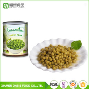 OASIC-CANNED GREEN PEAS
