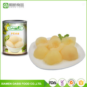 OASIC-CANNED PEAR HALVES